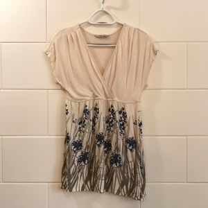 RW & Co crossover top size small